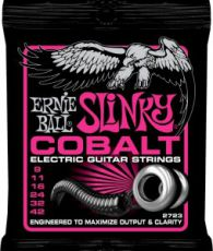 Гитарные струны Ernie Ball EB-2723 Cobalt Super Slinky, electric guitar strings