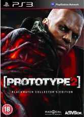 Игра для PS3 Activision Prototype 2: Blackwatch Collector's Edition (PS3)