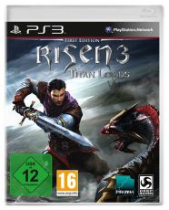 Игра для PS3 Sony Risen 3: Titan Lords (RUS)