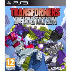 Игра для PS3 Sony Transformers: Devastation. (PS3)