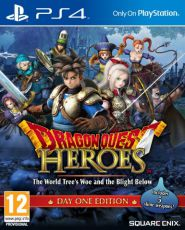 Игра для PS4 Sony PS4: Dragon Quest Heroes: The World Tree's Woe and the Blight Below