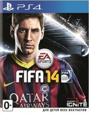Игра для PS4 Electronic Arts FIFA 14 (PS4)