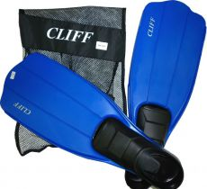 Ласты Cliff DRA-F12 XS Blue