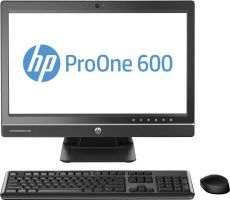 Моноблок HP ProOne 600 (21.5/i7/4770S/8Gb/1Tb/HD7650A/2Gb/DVDRW/WiFi/W8P/Black)