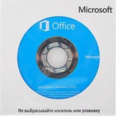 Офисная программа Microsoft Office Home and Business 2013 32/64-bit Russian (T5D-01870)