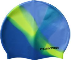 Шапочка для плавания Flexter FLMC406 Blue green